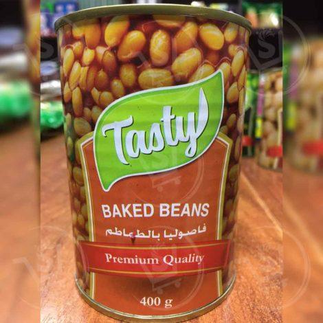 Tasty Baked beans 400g Tasty Baked beans