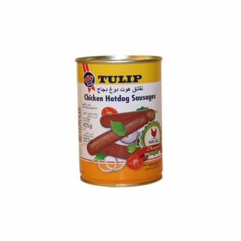 Tulip Chicken Hot Dog Sausages