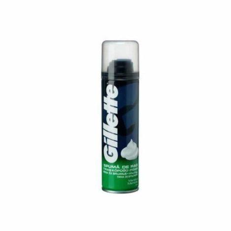 Gillette Shaving Foam for Men gillette menthol for men