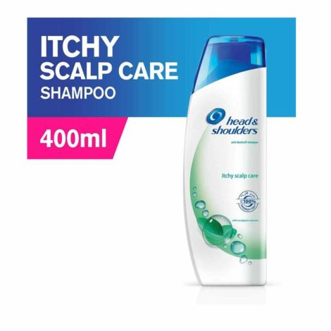 Head & Shoulders Shampoo itchy scalp shampoo