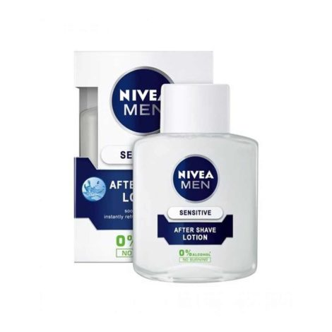Nivea Sensitive Aftershave nivea sensitive aftershave