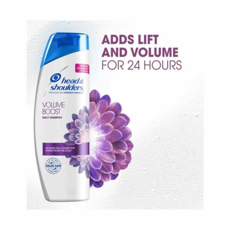 Head & Shoulders Shampoo volume