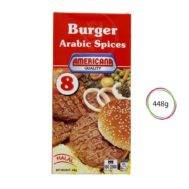 Americana-Beef-Burger-Arabic-Spices-448g