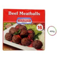 Americana Beef Meat Balls