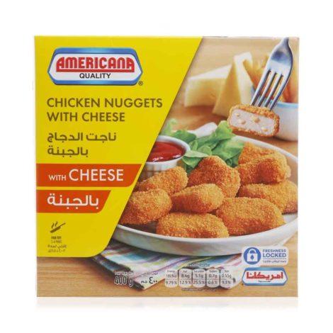 Americana Cheese Nuggets