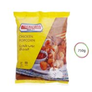 Americana Chicken Popcorn 750g