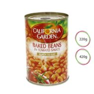 California Garden Baked Beans in tomato sauce