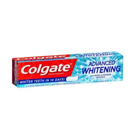 Colgate Flouride Toothpaste Advanced Whitening