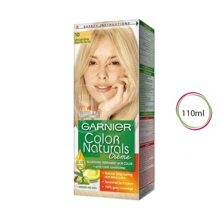 Ultra Light Blonde shade 10