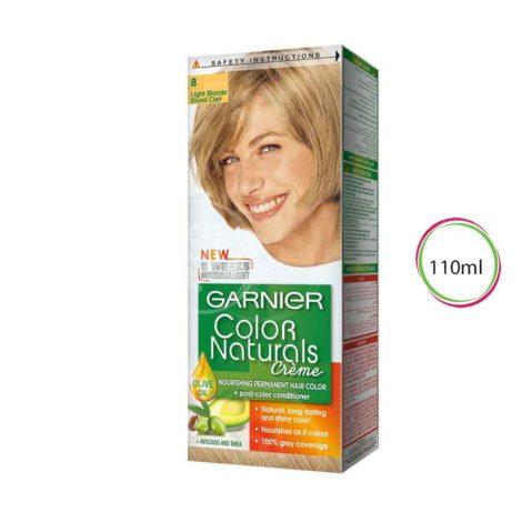 Garnier-Color-naturals-Permanent-Crème-Hair-Color-Light-Blonde-shade-8