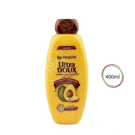 Garnier-Ultra-Doux-Avocado-Oil-&-Shea-Butter-Shampoo
