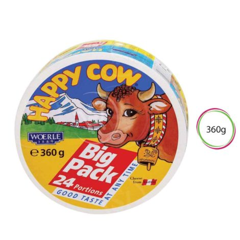 Happy-Cow-Cheese-Portion