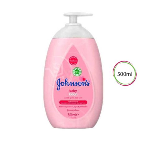 Johnson's-Baby-Lotion-Pure-Gentle