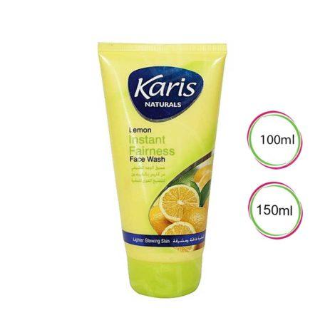 Karis-Naturals-Lemon-Instant-Fairness-Face-Wash