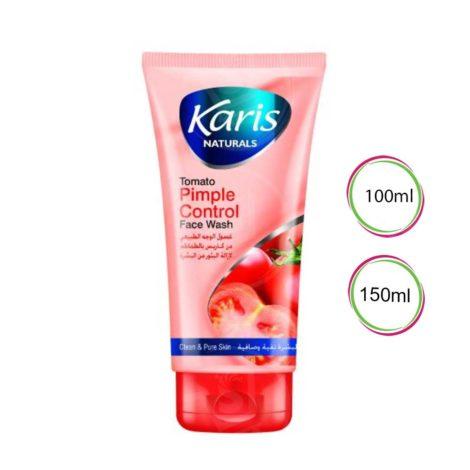 Karis-Naturals-Tomato-Pimple-Control-Face-Wash