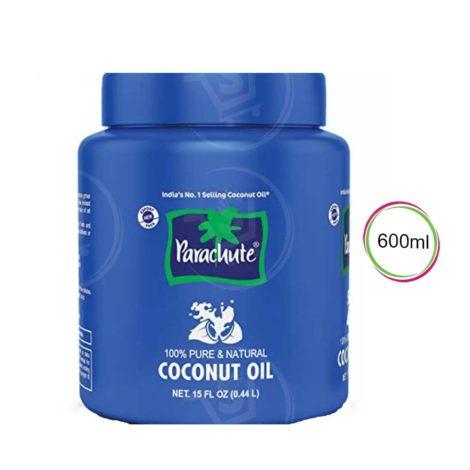 Parachute-100%-Pure-Coconut-Oil-600ml