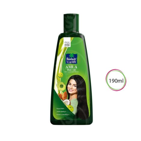Parachute Amla Hair Oil