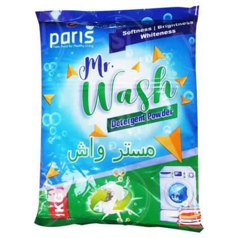 Paris Mr. Wash Detergent Powder 1kg