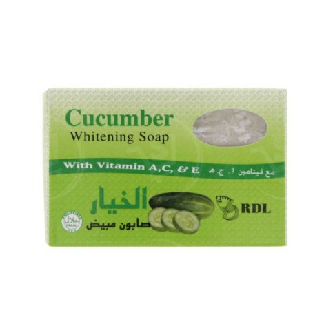 Rdl Cucumber Whitening Soap
