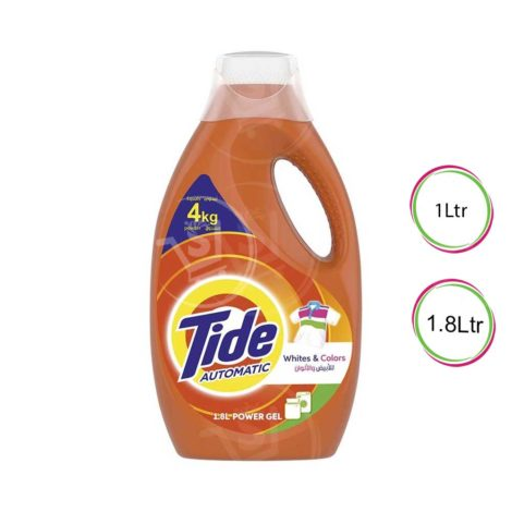 Tide Power Gel Liquid