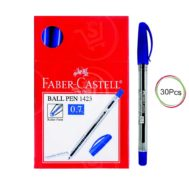 Faber-Castell-Ball-Pen-Blue-0.7mm