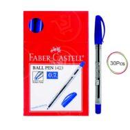 Faber-Castell-Ball-Pen-Blue-0.7mm