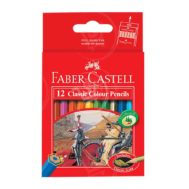 Faber-Castell-Classic-Colour-Pencils-12Pcs