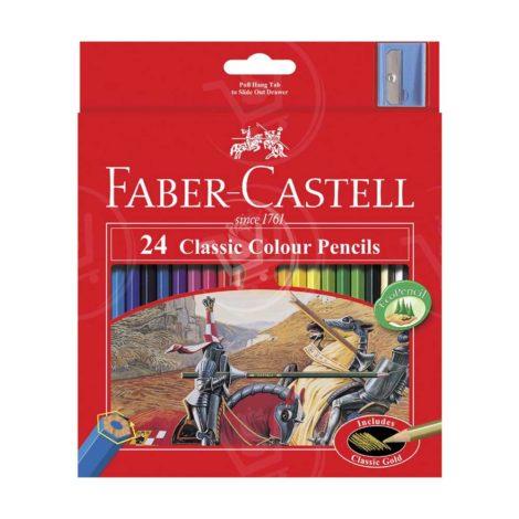 Faber-Castell-Classic-Colour-Pencils-24Pcs
