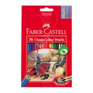Faber-Castell Classic Colour Pencils 36Pcs