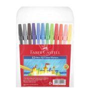 Faber-Castell-Fibre-Tip-Color-Pens-12pcs