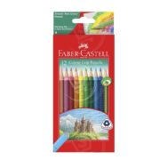 Faber Castell Grip Color Pencil 12 Pieces