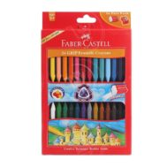 Faber-Castell-Grip-Erasable-Crayons-24Pcs