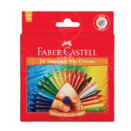 Faber-Castell-Triangular-Wax-Crayons