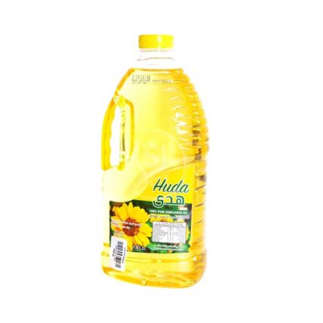Huda Sunflower Oil