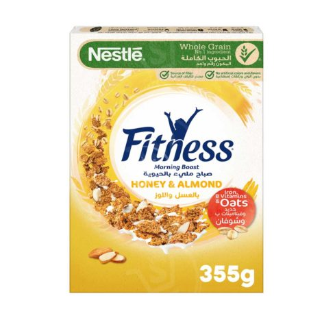 Nestle-Fitness-Honey-And-Almonds-Breakfast-Cereal