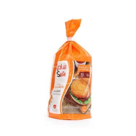 Sadia Breaded Chicken Burger