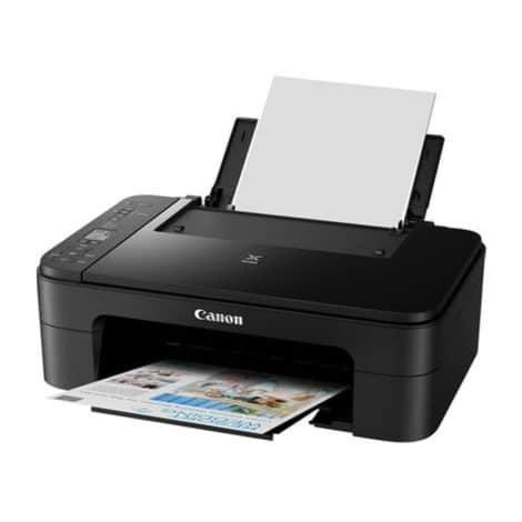 Canon PIXMA TS3340 All-in-One Inkjet Printer Black