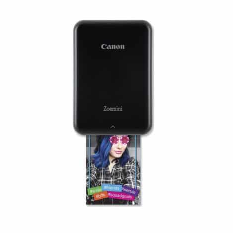 Canon Zoemini Photo Printer PV-123