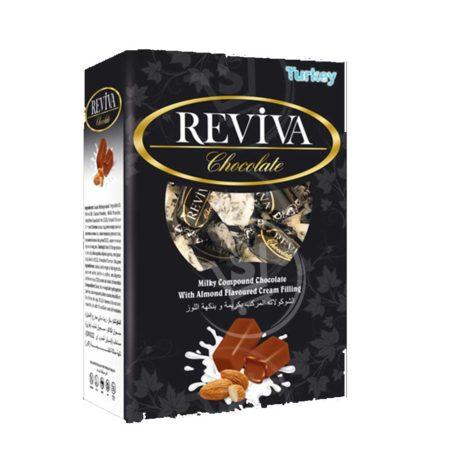 Cihan-Reviva-Almond Chocolate