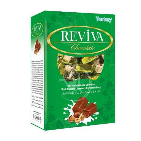 Cihan Reviva Hazelnut Chocolate 2kg