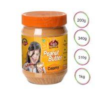 Nubites Peanut botter Creamy